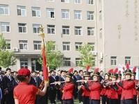 大连商业学校2016届管乐队首次演出