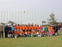 烟台南山高尔夫球学校简介
