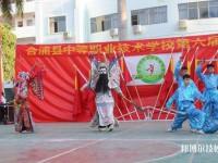 合浦县中等职业技术学校网站网址