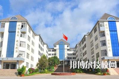嵩明县职业高级中学2020年有哪些专业