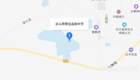 庆元县职业高级中学地址